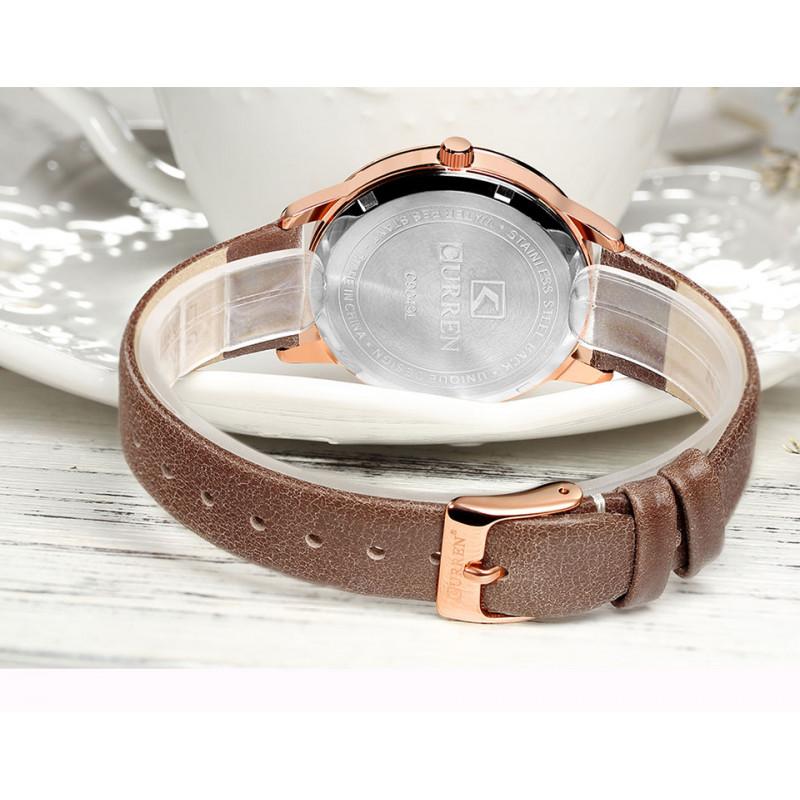 Женские модные часы Curren 9049 Grey