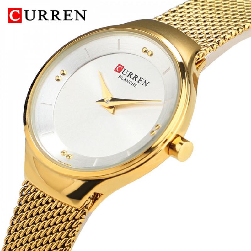Женские часы Curren 9028 GW