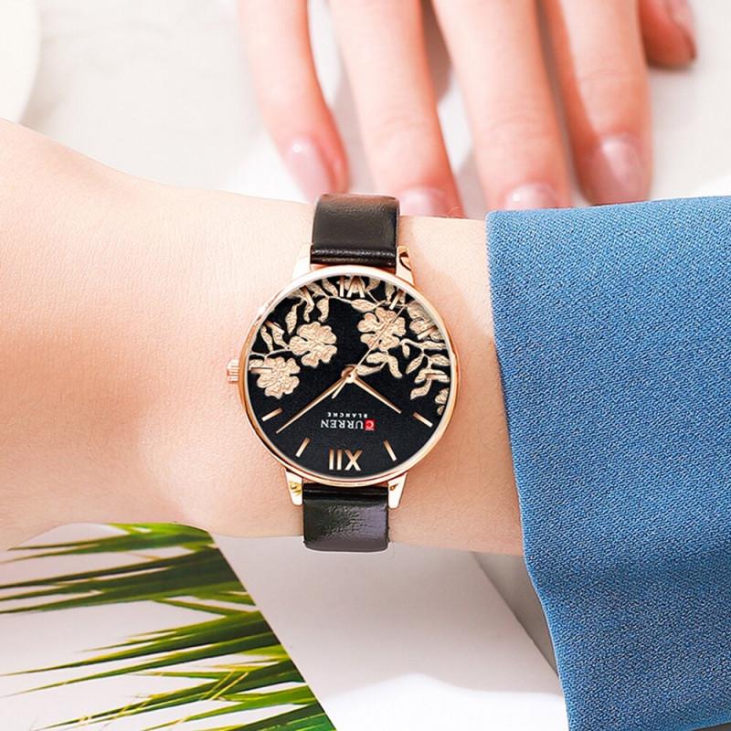 Женские часы Curren 9065 черный
