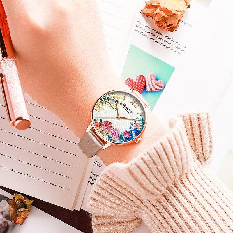 Женские часы Curren 9065