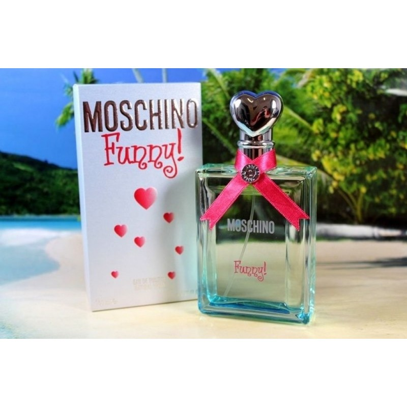 Moschino Funny EDT 100 мл