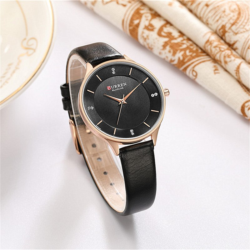Женские часы Curren 9041 leather