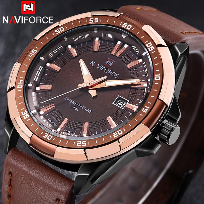 Мужские часы Naviforce 9056 - BC