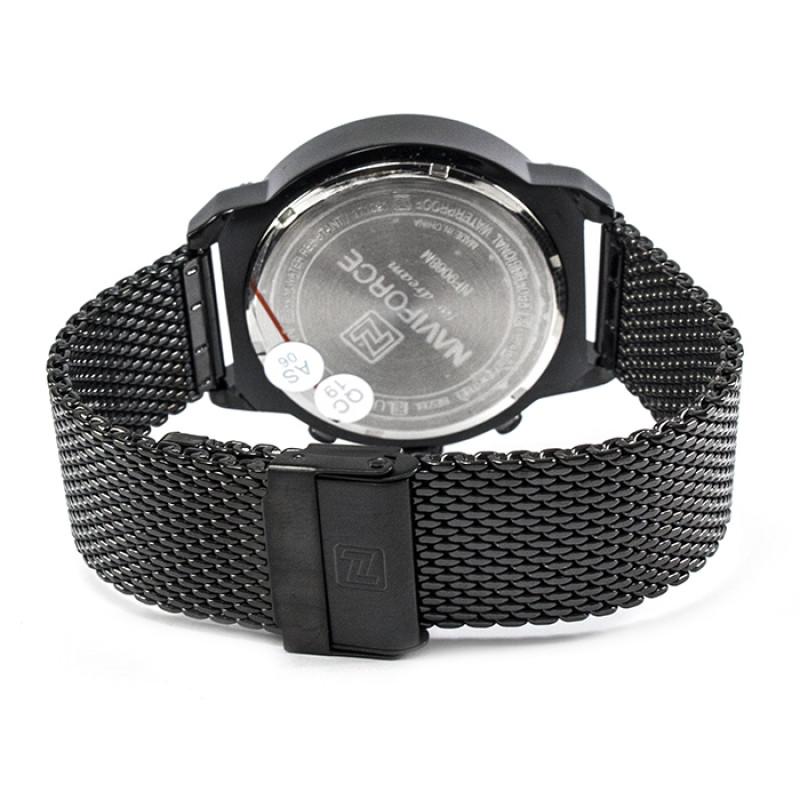 Мужские хроно часы Naviforce 9068 - BR