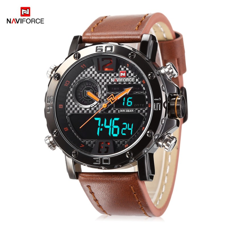 Naviforce 9134 light brown