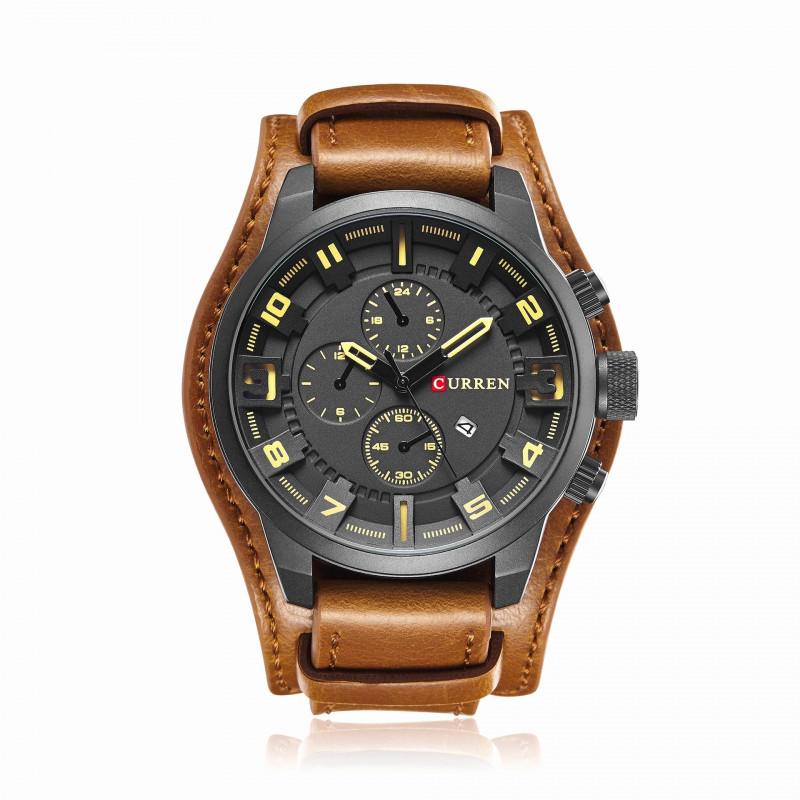 Армейские наручные часы Curren 8225