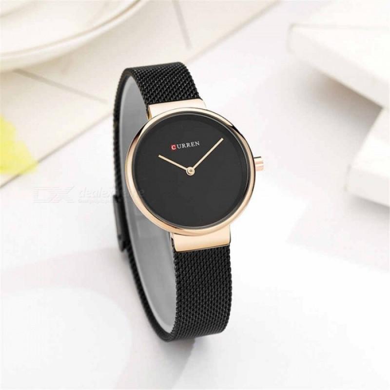 Женские часы Curren 9016 - чёрный
