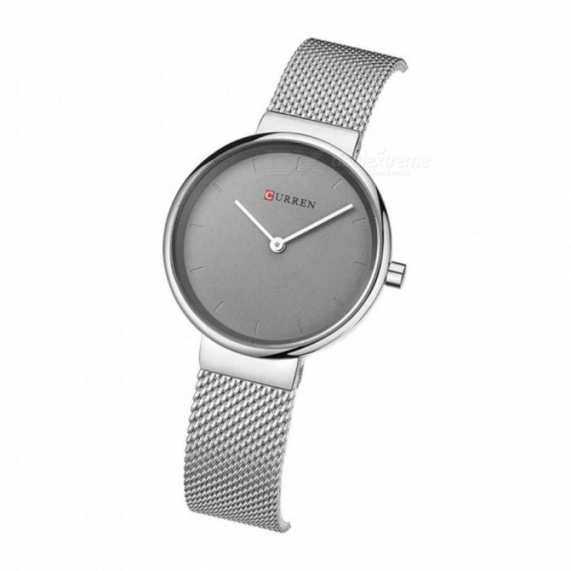 Женские часы Curren 9016 - серебристый