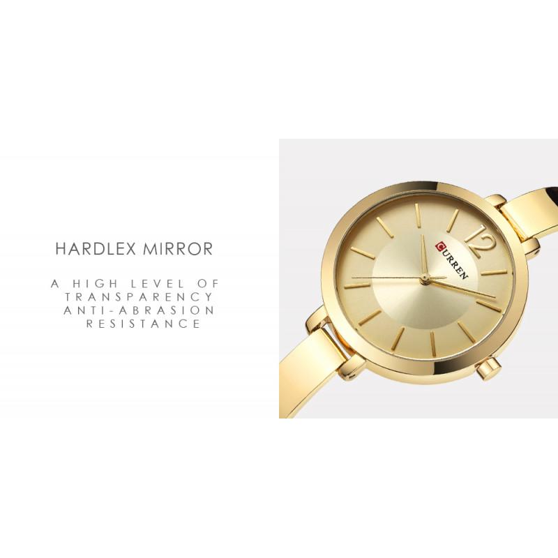 Женские часы Curren 9012 Gold