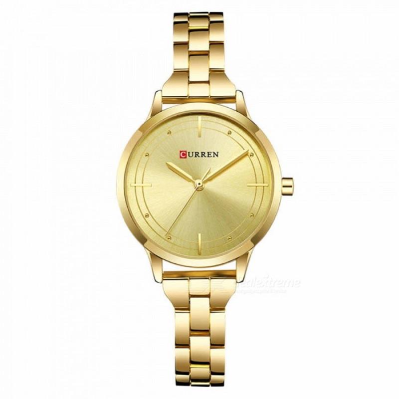 Женские часы Curren 9019 gold