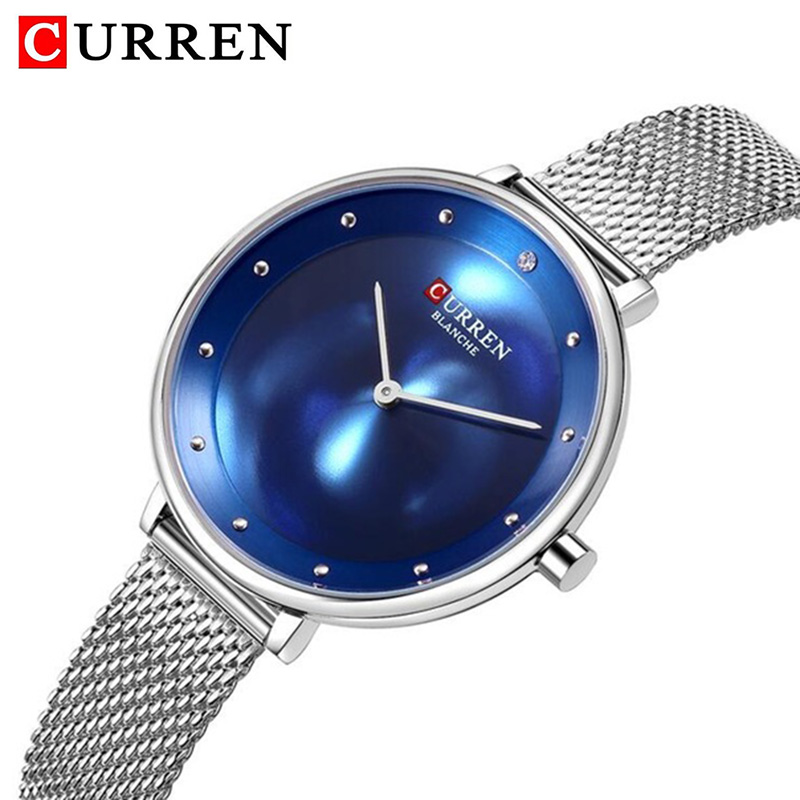 Curren 9029 Silver Blue