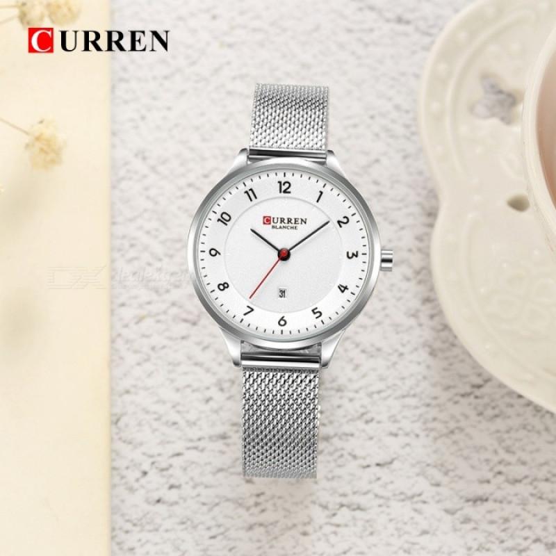 Женские часы Curren 9035 - серебристый
