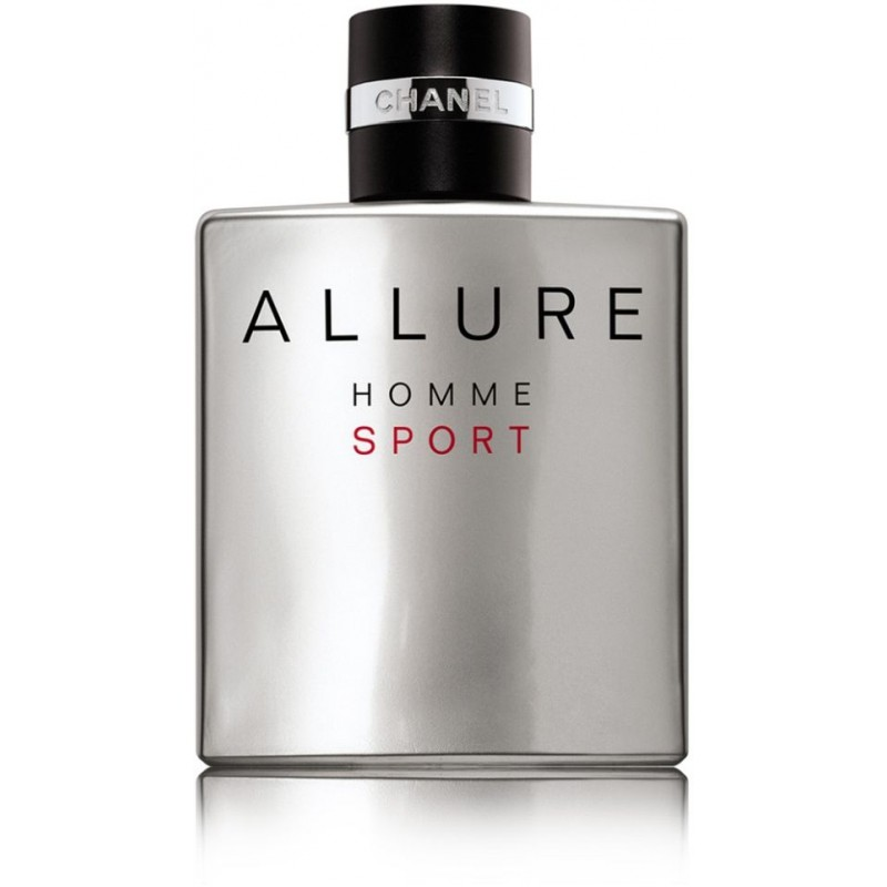 Allure Homme Sport by Chanel for Men - Туалетная вода 100мл