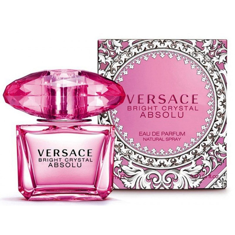 Versace Bright Crystal Absolu EDP 90 мл