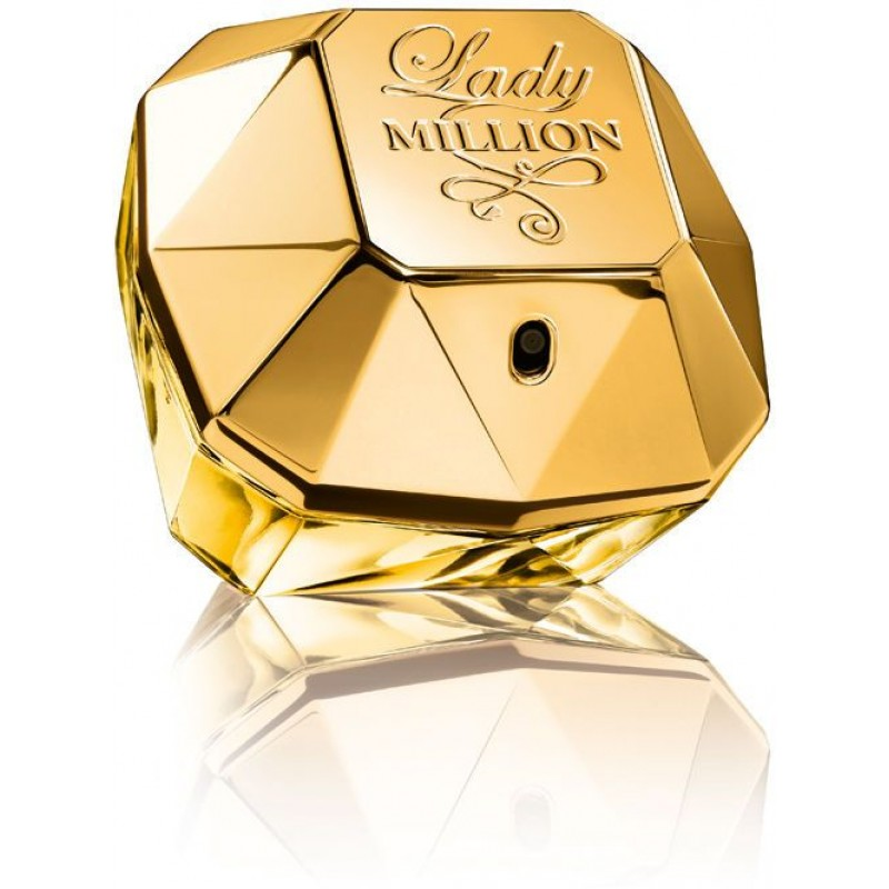 Lady Million by Paco Rabanne for Women - Парфюмированная вода 80мл