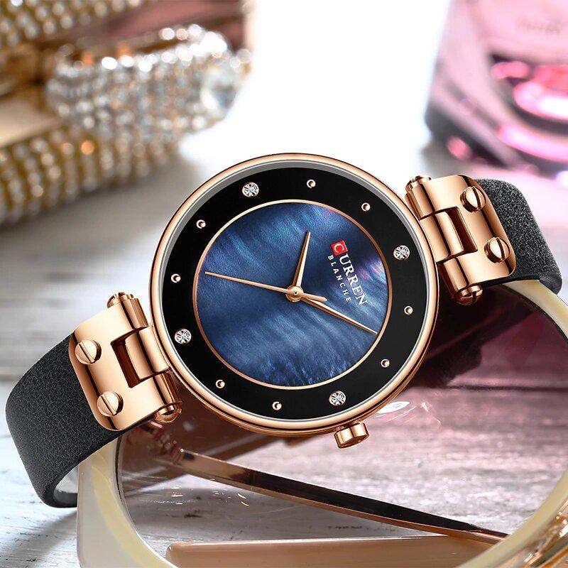 Женские часы Curren 9056 LCE BL