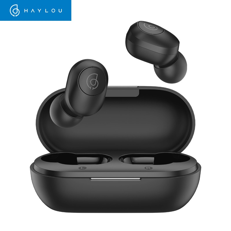 Беспроводные наушники Bluetooth Xiaomi Haylou GT2S, черные