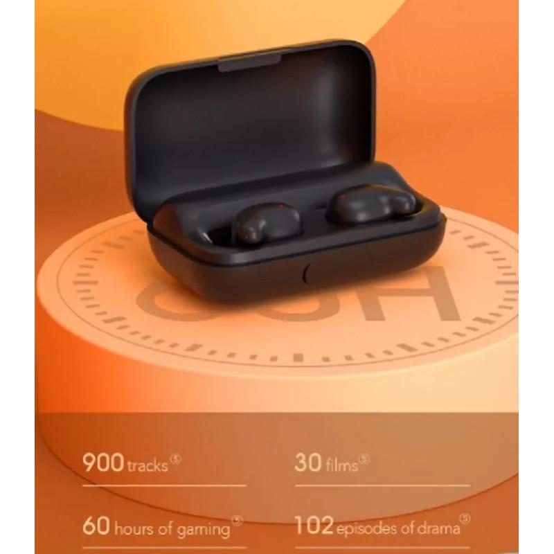 Беспроводные наушники Xiaomi HAYLOU T-15 Black