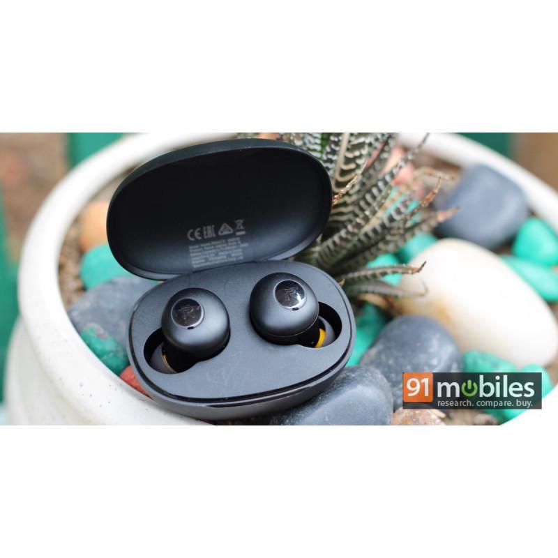 Беспроводные наушники Realme Buds Q черные