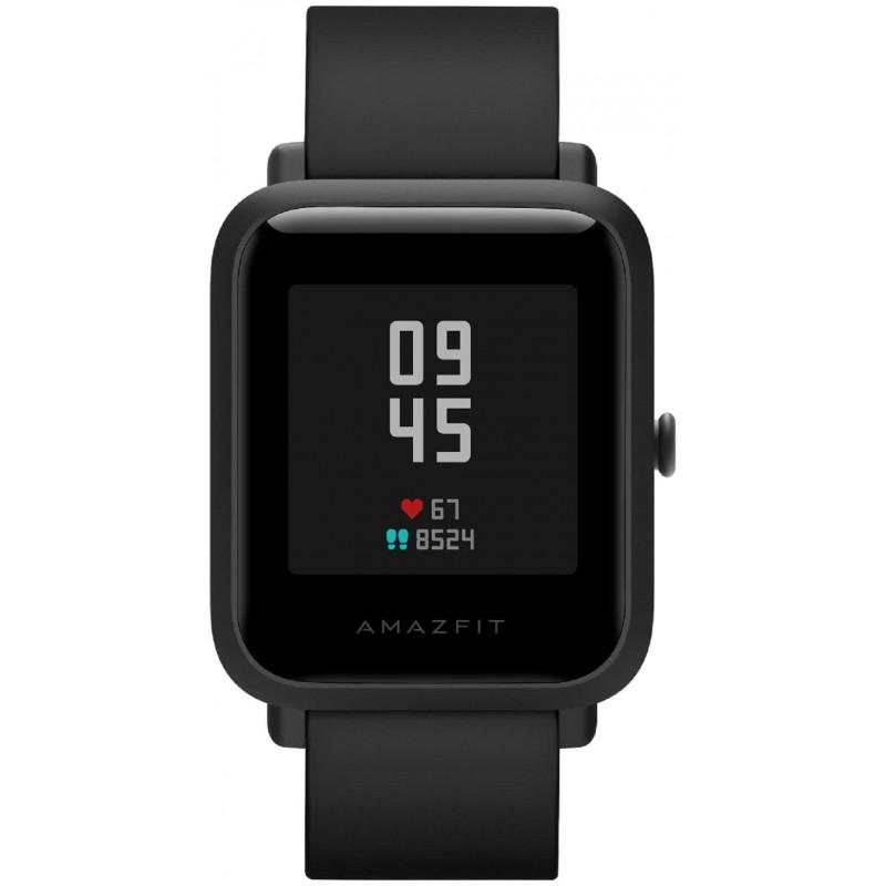 Умные часы Amazfit Bip S чёрный