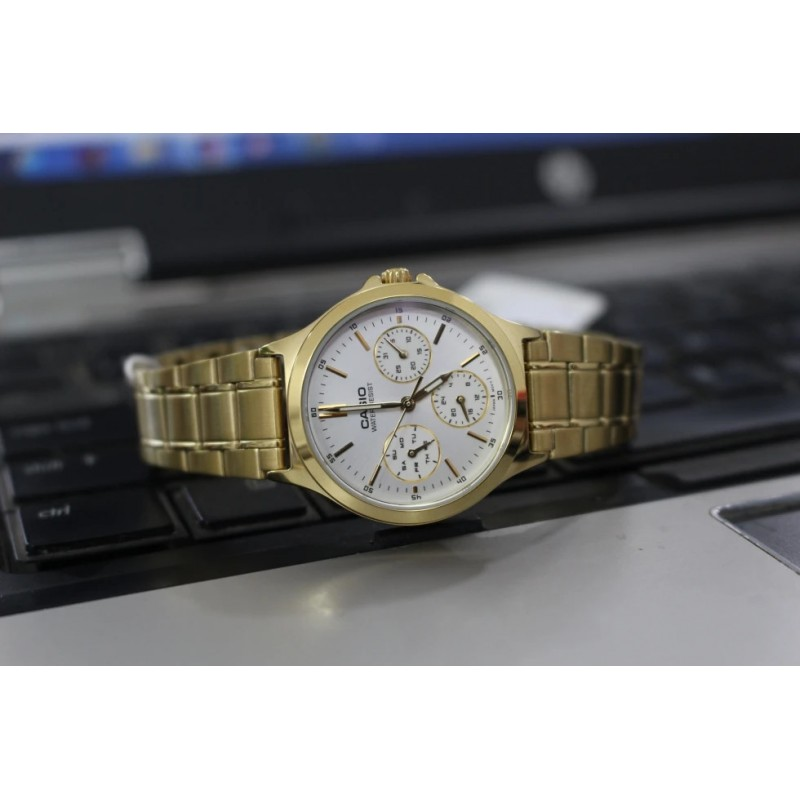 Женские часы CASIO LTP-V300G-7AUDF