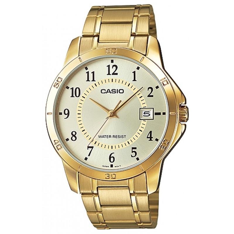 Женские часы CASIO MTP-V004G-9BVDF