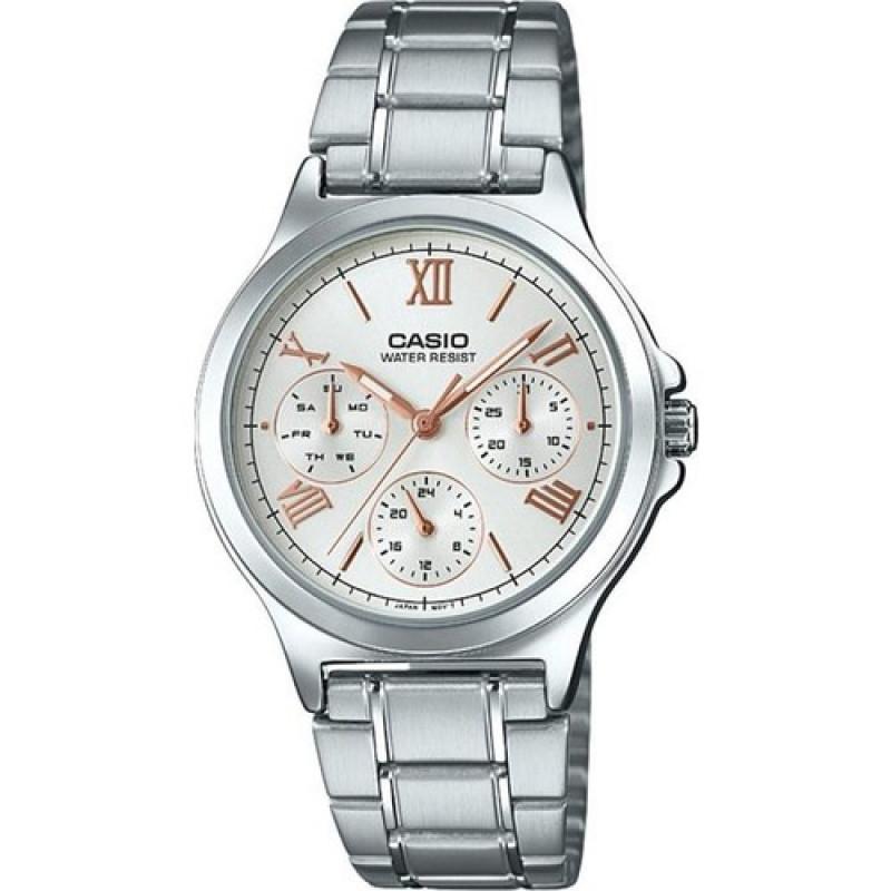 Женские часы CASIO LTP-V300D-7A2UDF
