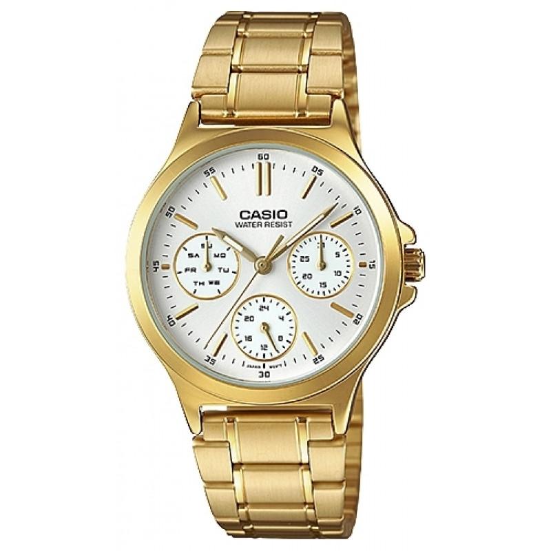Женские часы CASIO LTP-V300G-7AVDF