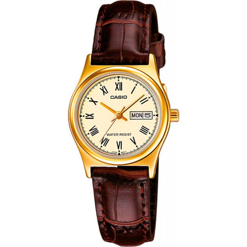 Женские часы CASIO LTP-V006GL-9BUDF