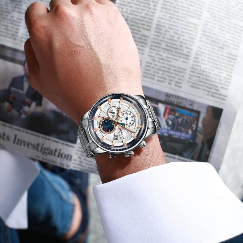 Мужские часы Curren 8362 SG