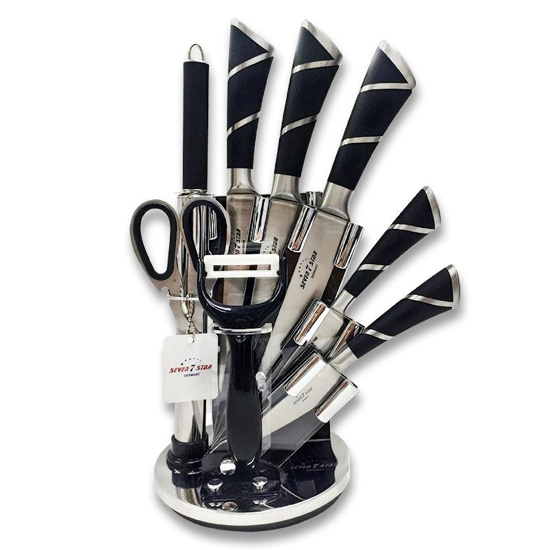 Набор керамических ножей seven 7 star Germany 9 в 1