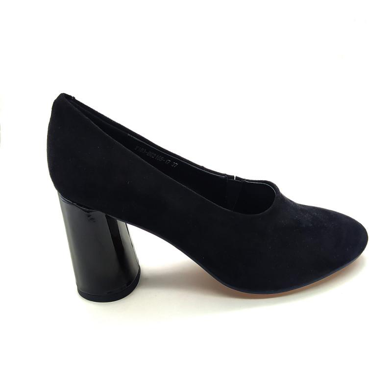 Женские туфли Nursace 0L60. Чёрные