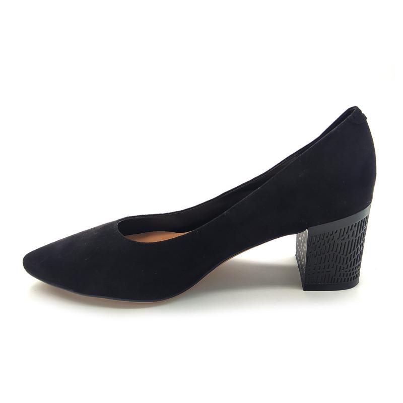 Женские туфли Nursace 0L65. Чёрные