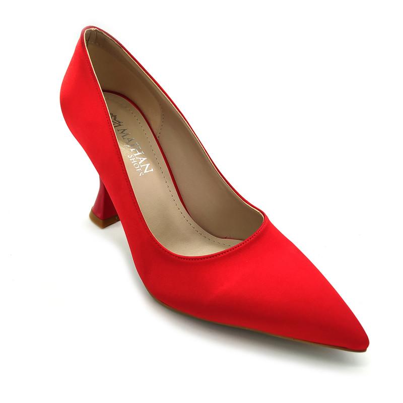Женские туфли Nursace 0L67. Красные