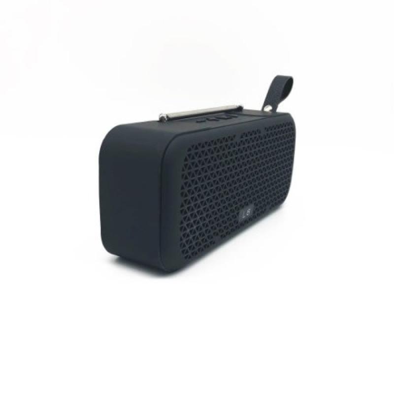 Беспроводная bluetooth колонка L8 с FM радио