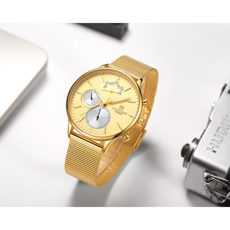 Мужские часы Naviforce 3010 GG