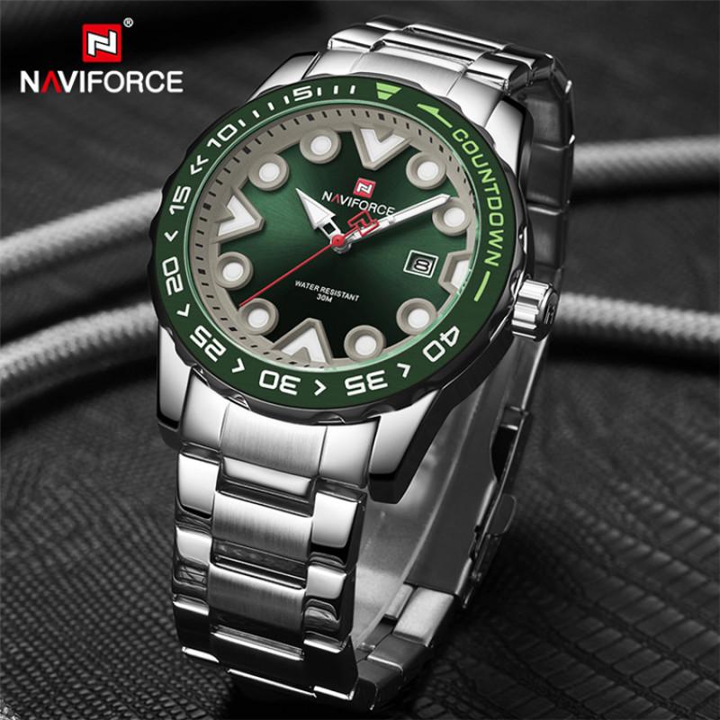 Мужские часы Naviforce 9178 SGN