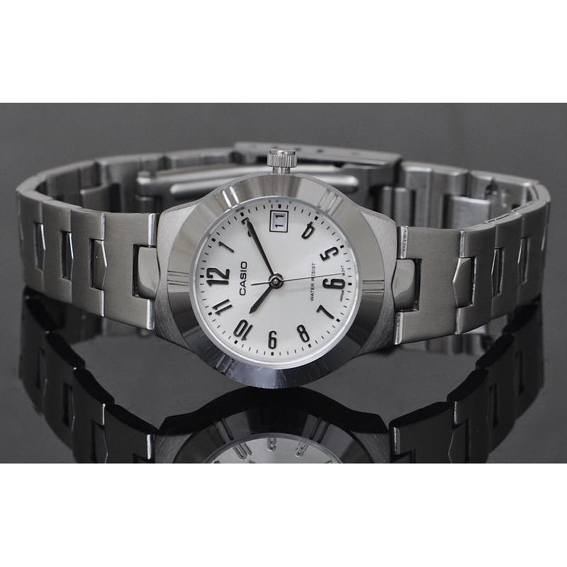 Стильные женские часы CASIO LTP-1241D-7A2DF