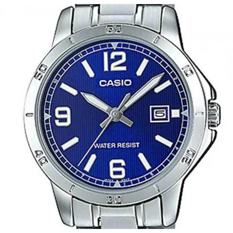 Роскошные женские часы CASIO LTP-V004D-2BVDF