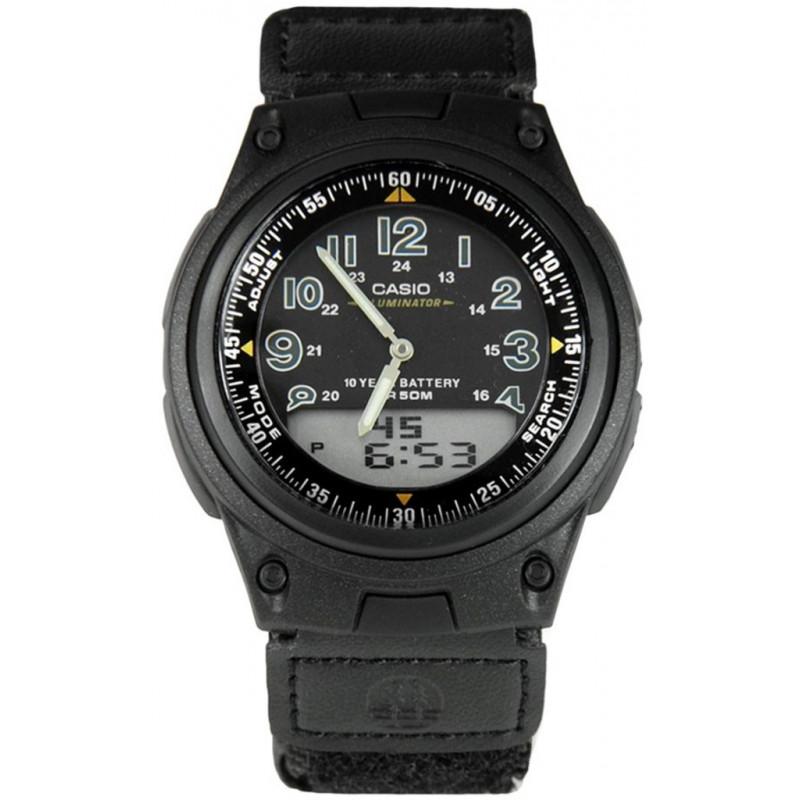 Мужские часы CASIO AW-80V-1BVDF