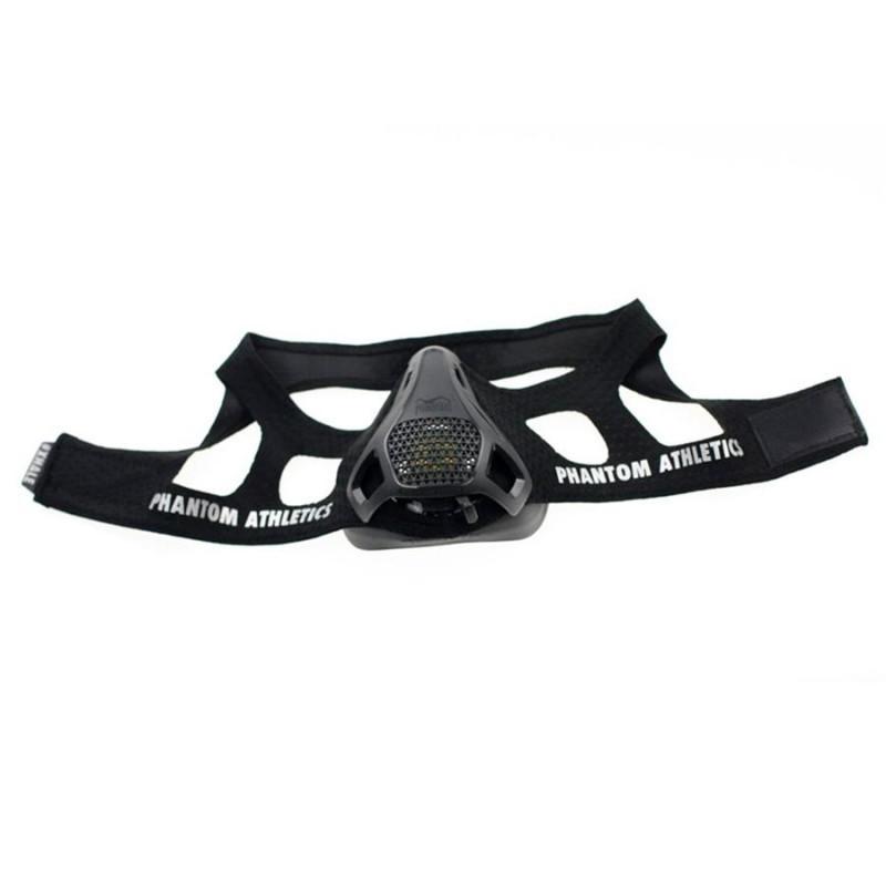 Тренировочная маска Phantom Training Mask Black