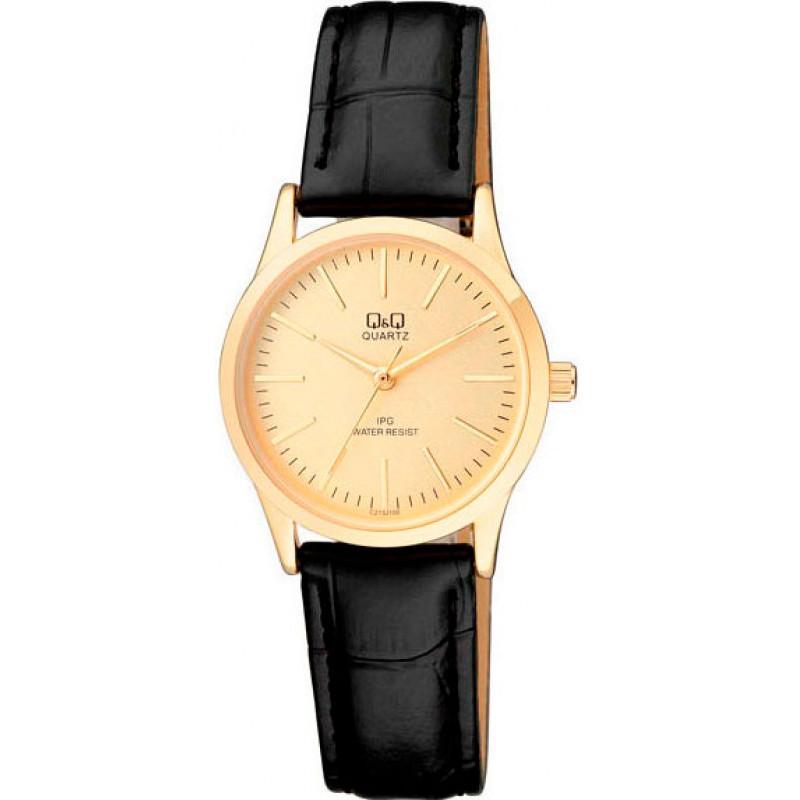 Женские классические часы Q&Q C213J100Y