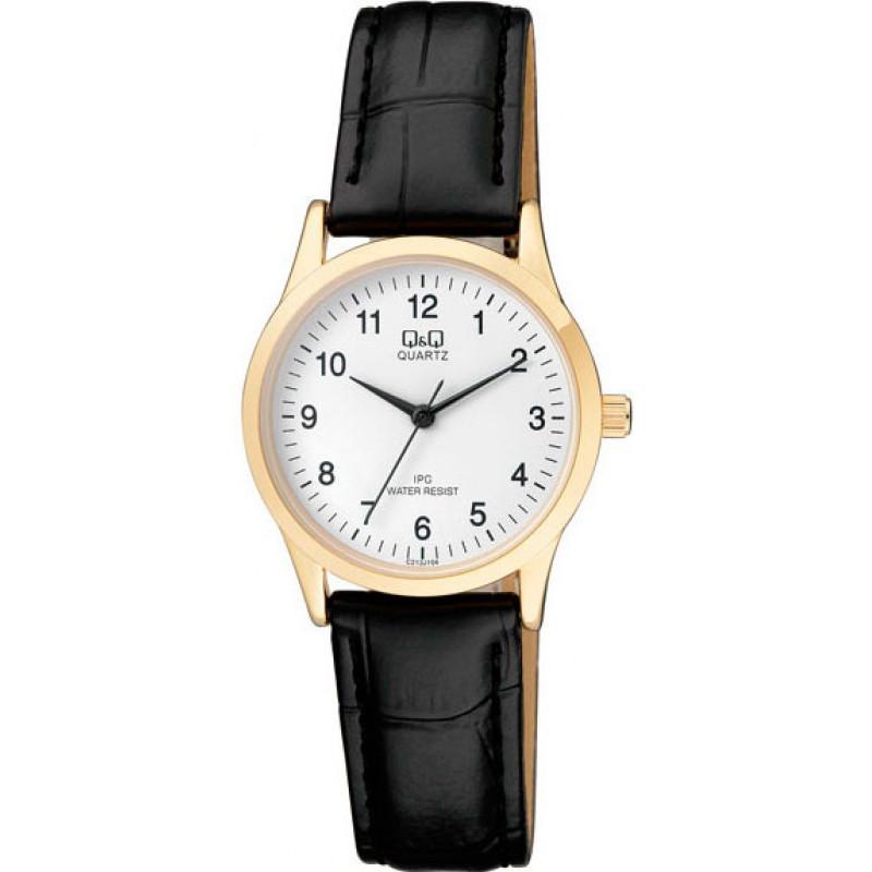 Женские классические часы Q&Q C213J104Y