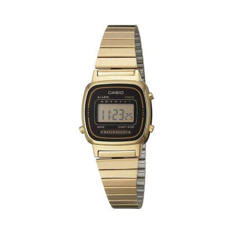 Женские часы Casio LA670WGA-1DF