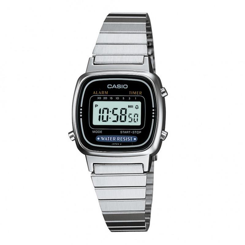 Женские часы Casio LA670WA-1DF
