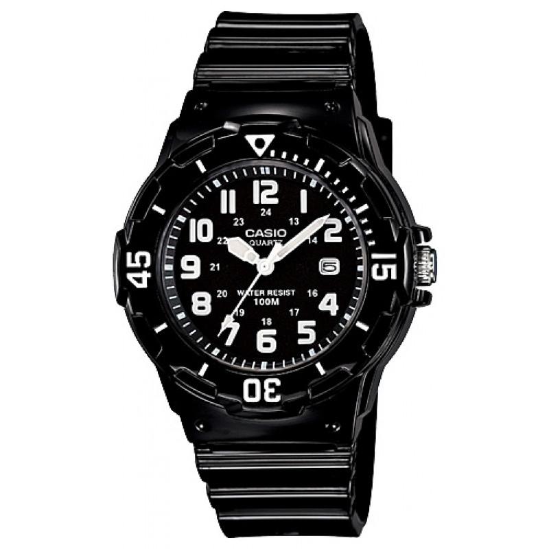 Женские часы CASIO LRW-200H-1BVDF
