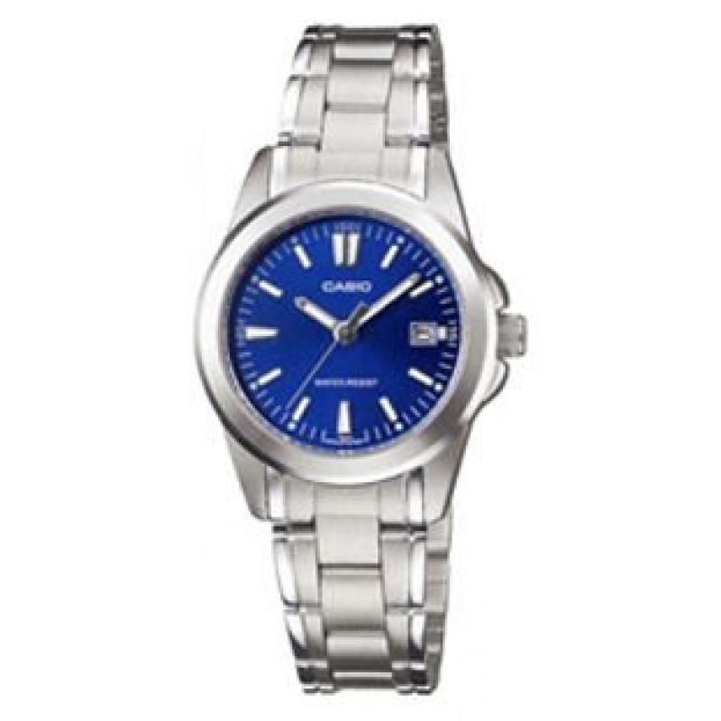 Женские часы CASIO LTP-1215A-2A2DF