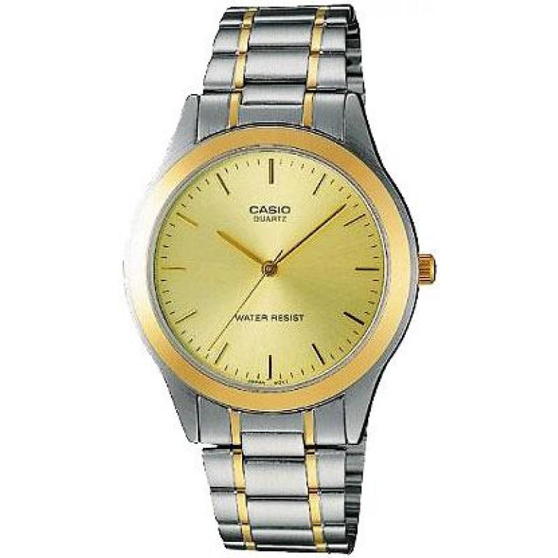 Женские часы Casio MTP-1128G-9ARDF
