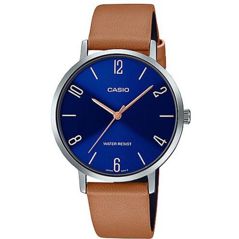 Женские часы Casio LTP-VT01L-2B2UDF