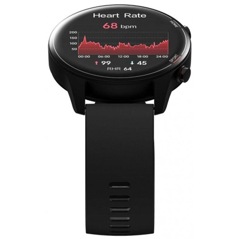 Умные часы Xiaomi Mi Watch, черный